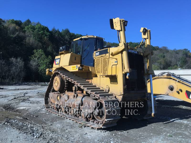Caterpillar TRACTOARE CU ŞENILE D10T R equipment  photo 1