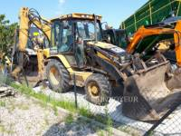 Equipment photo CATERPILLAR 428D バックホーローダ 1