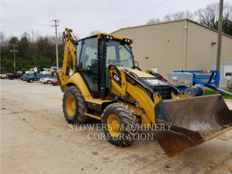 CATERPILLAR TERNE 420FIT equipment  photo 4