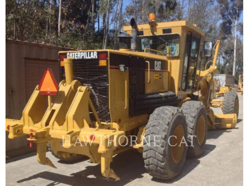 Caterpillar AUTOGREDERE 140HNA equipment  photo 2