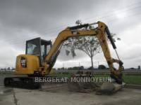 CATERPILLAR KETTEN-HYDRAULIKBAGGER 305.5E CR equipment  photo 1