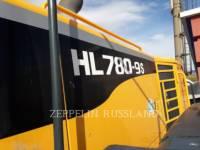 HYUNDAI CONSTRUCTION EQUIPMENT WIELLADERS/GEÏNTEGREERDE GEREEDSCHAPSDRAGERS HL780-9S equipment  photo 14