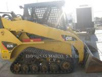 Equipment photo CATERPILLAR 257B2 PALE CINGOLATE MULTI TERRAIN 1