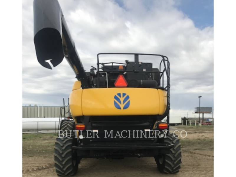 NEW HOLLAND COMBINAZIONI CR9070 equipment  photo 4