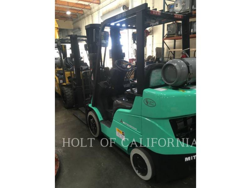 MITSUBISHI FORKLIFTS FGC25N equipment  photo 1