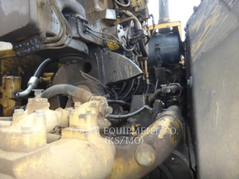 CATERPILLAR WHEEL TRACTOR SCRAPERS 631EII equipment  photo 21