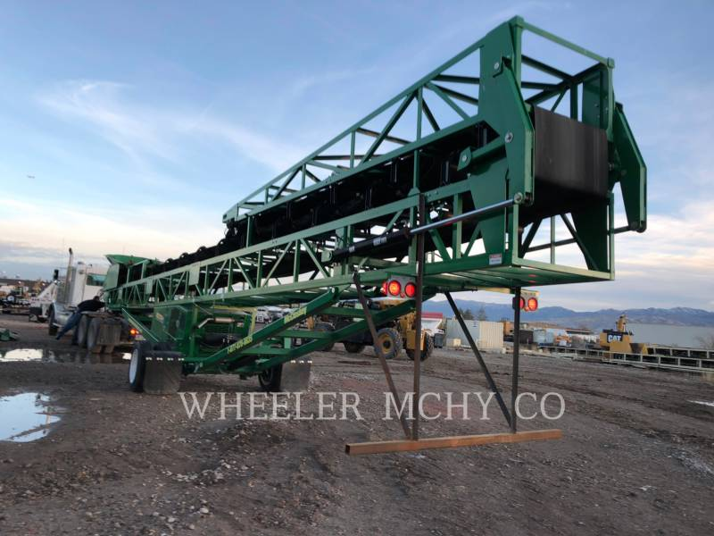 MCCLOSKEY VERGRUIZERS STK 36X80 equipment  photo 3