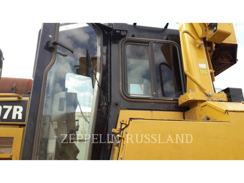 CATERPILLAR TRACTEURS SUR CHAINES D7R equipment  photo 21