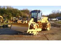 Equipment photo CATERPILLAR 815FII TRACTEURS SUR PNEUS 1