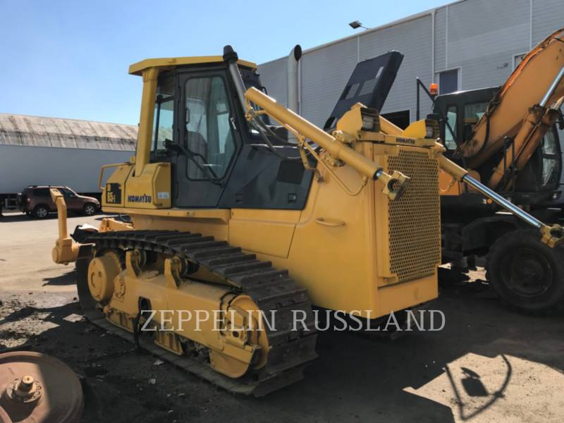 KOMATSU TRACTORES DE CADENAS D 65 E-12 equipment  photo 2
