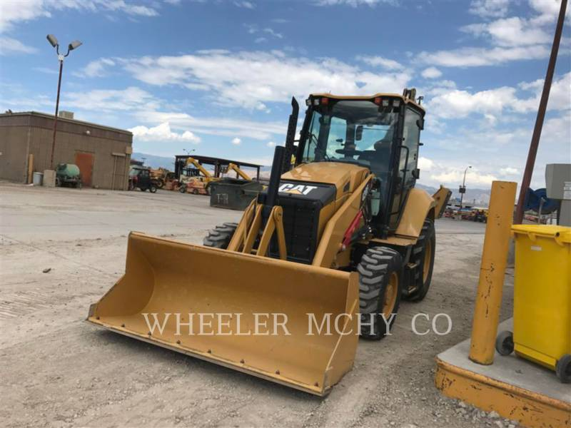 CATERPILLAR CHARGEUSES-PELLETEUSES 420F2 E equipment  photo 1