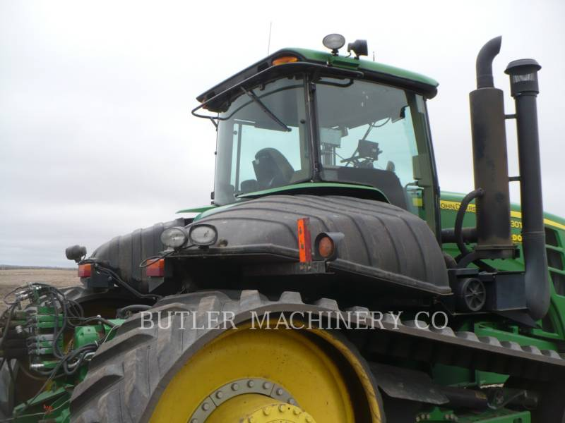DEERE & CO. TRACTEURS AGRICOLES 9630T equipment  photo 4