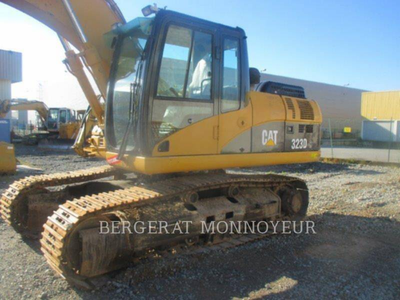 CATERPILLAR KETTEN-HYDRAULIKBAGGER 323D equipment  photo 7
