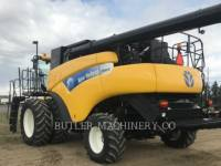 NEW HOLLAND MÄHDRESCHER CR9070 equipment  photo 5