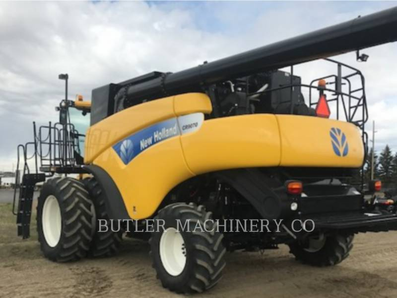 NEW HOLLAND COMBINAZIONI CR9070 equipment  photo 5