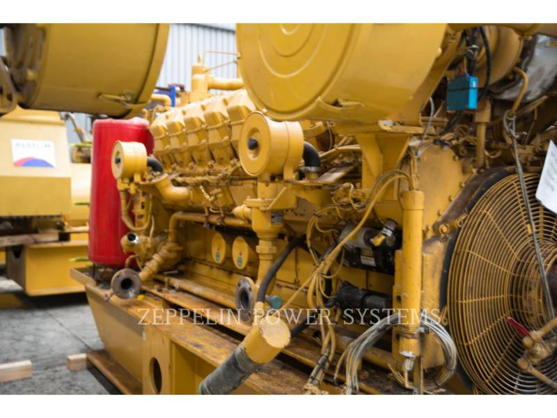 CATERPILLAR FIXE - GAZ NATUREL G3516 ENGINE 4 PCS equipment  photo 4