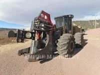 Equipment photo CATERPILLAR 563C  林业 - 伐木归堆机 - 轮式 1