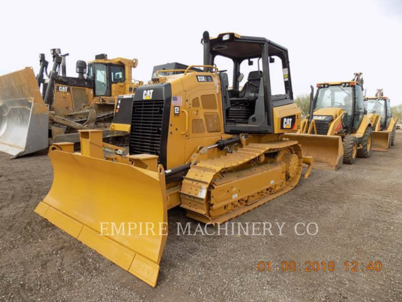 CATERPILLAR TRACK TYPE TRACTORS D3K2 equipment  photo 4