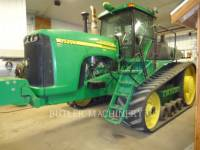 Equipment photo DEERE & CO. 9520T AG TRACTORS 1