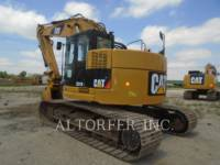 CATERPILLAR KETTEN-HYDRAULIKBAGGER 321DLCR equipment  photo 3