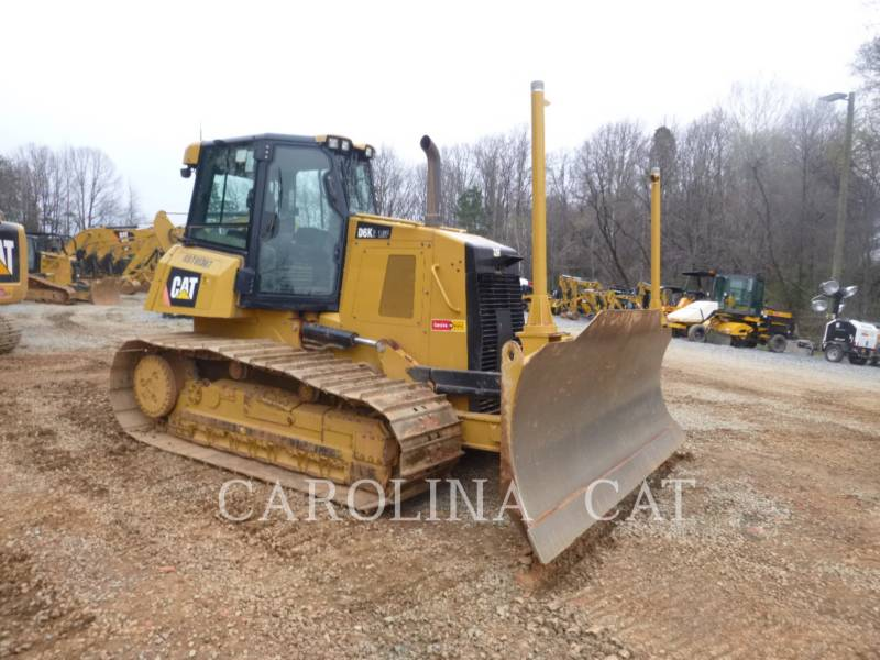 CATERPILLAR TRACK TYPE TRACTORS D6K2 CBLGP equipment  photo 3