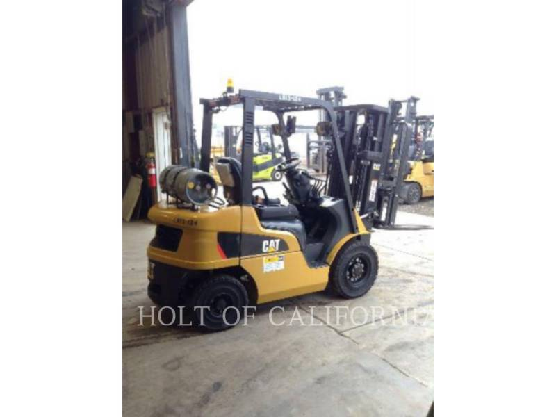 CATERPILLAR MITSUBISHI MONTACARGAS P5000 equipment  photo 1