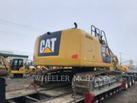 CATERPILLAR PELLES SUR CHAINES 320E L CF equipment  photo 5