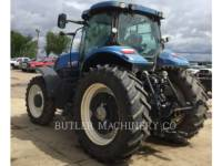 FORD / NEW HOLLAND 农用拖拉机 T7.260 equipment  photo 4