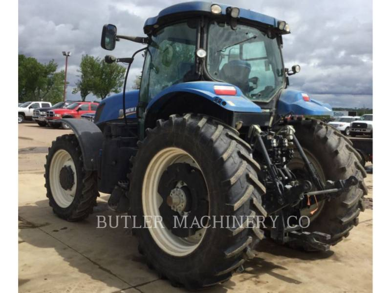 NEW HOLLAND TRACTEURS AGRICOLES T7.260 equipment  photo 4