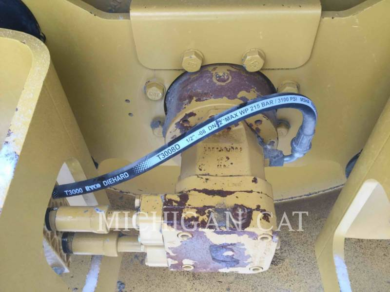 CATERPILLAR EINZELVIBRATIONSWALZE, GLATTBANDAGE CS54 equipment  photo 9