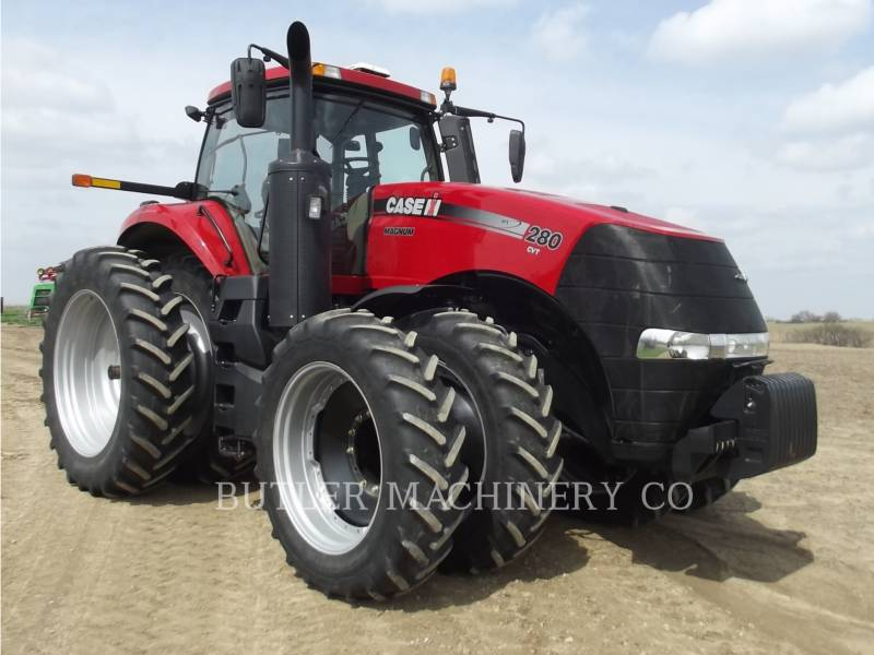 CASE/INTERNATIONAL HARVESTER TRACTORES AGRÍCOLAS MAG280 CVT equipment  photo 3