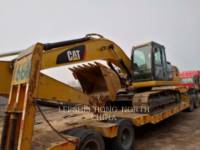CATERPILLAR KETTEN-HYDRAULIKBAGGER 320D equipment  photo 15