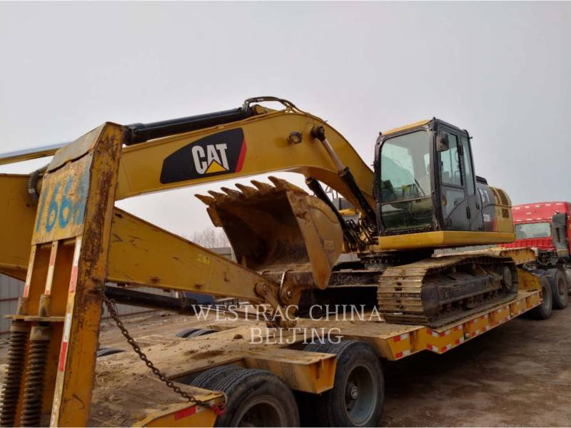CATERPILLAR EXCAVADORAS DE CADENAS 320D equipment  photo 15