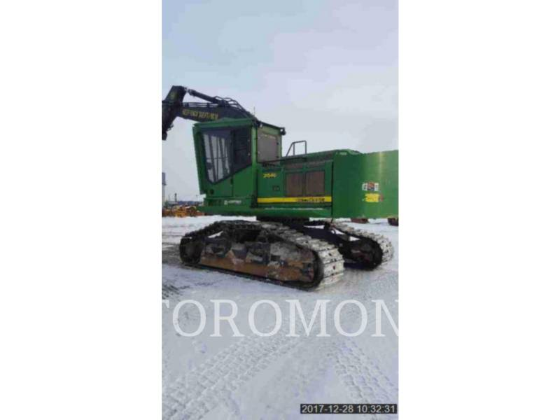 DEERE & CO. FOREST MACHINE 2154D equipment  photo 2