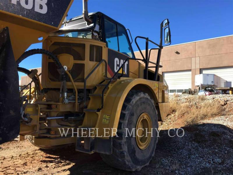 CATERPILLAR KNICKGELENKTE MULDENKIPPER 740B TG equipment  photo 4
