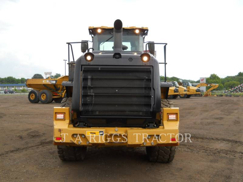 CATERPILLAR WHEEL LOADERS/INTEGRATED TOOLCARRIERS 950M 2 equipment  photo 6
