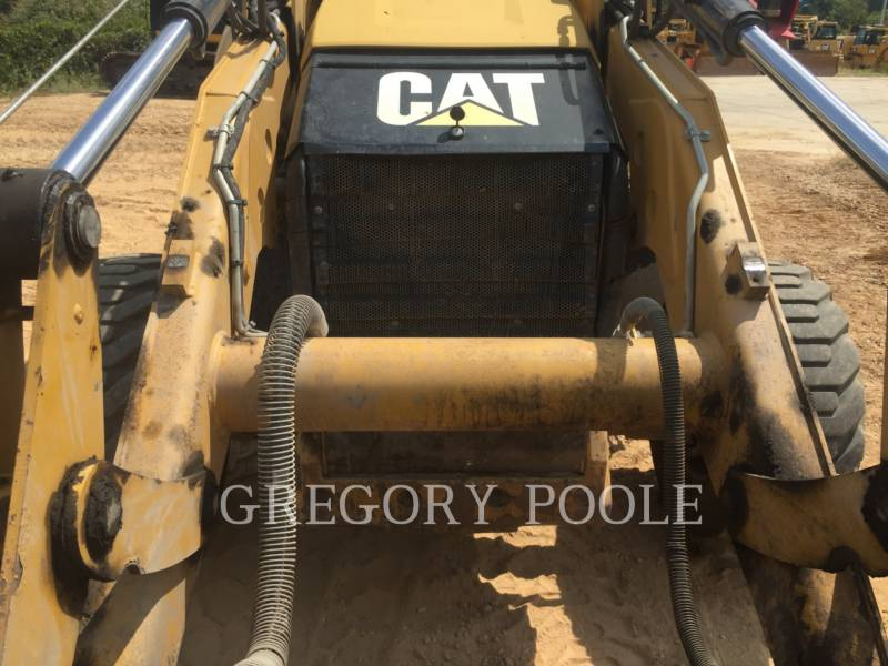CATERPILLAR RETROEXCAVADORAS CARGADORAS 420F/IT equipment  photo 13