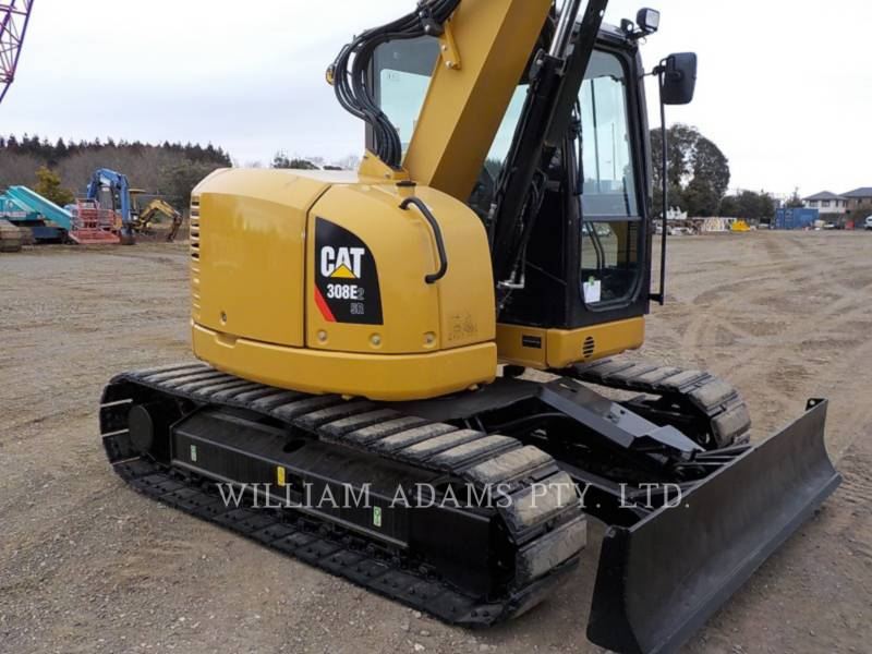 CATERPILLAR KETTEN-HYDRAULIKBAGGER 308E equipment  photo 6