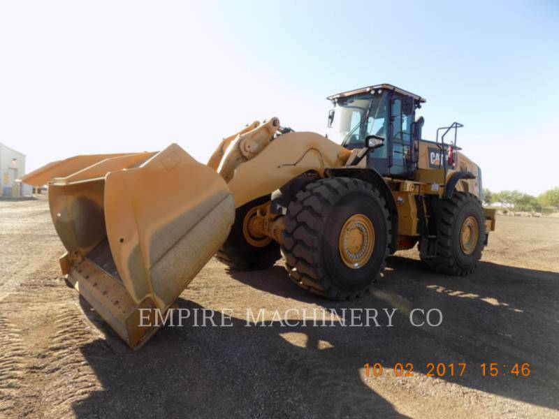 CATERPILLAR WHEEL LOADERS/INTEGRATED TOOLCARRIERS 980M PAY equipment  photo 4