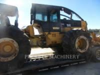 Caterpillar SILVICULTURĂ – EXCAVATOR FORESTIER 535C equipment  photo 5