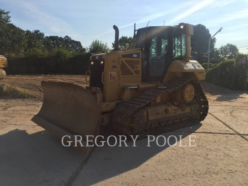 CATERPILLAR KETTENDOZER D6N equipment  photo 1