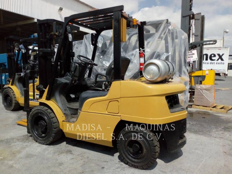CATERPILLAR LIFT TRUCKS MONTACARGAS 2P6000-GLE equipment  photo 4