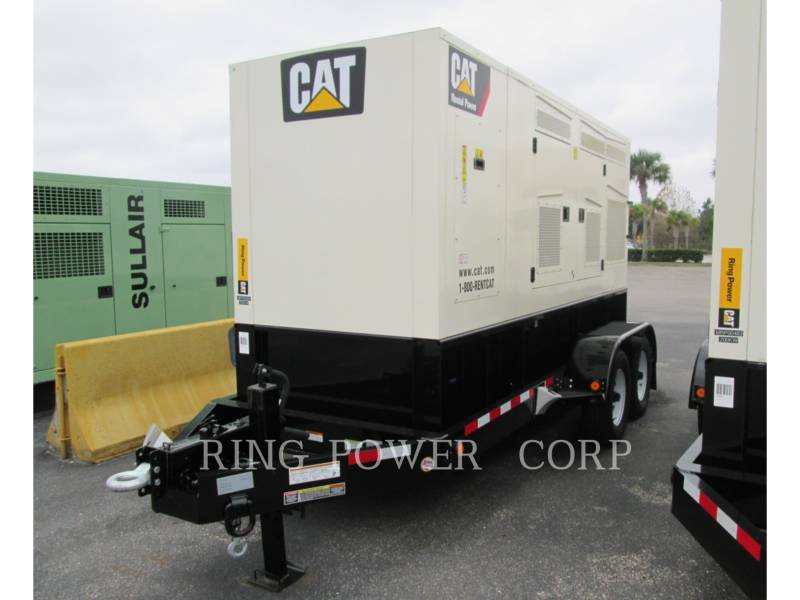 CATERPILLAR PORTABLE GENERATOR SETS XQ 200 equipment  photo 1