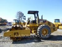 CATERPILLAR VIBRATORY TANDEM ROLLERS CP56 equipment  photo 1
