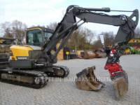 Equipment photo VOLVO CONSTRUCTION EQUIPMENT ECR88D PELLES SUR CHAINES 1
