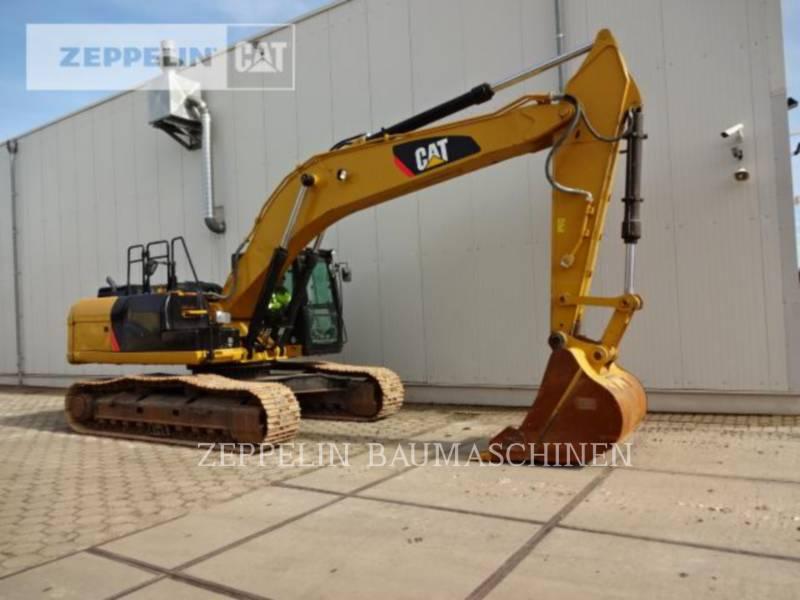 CATERPILLAR TRACK EXCAVATORS 330DL equipment  photo 3