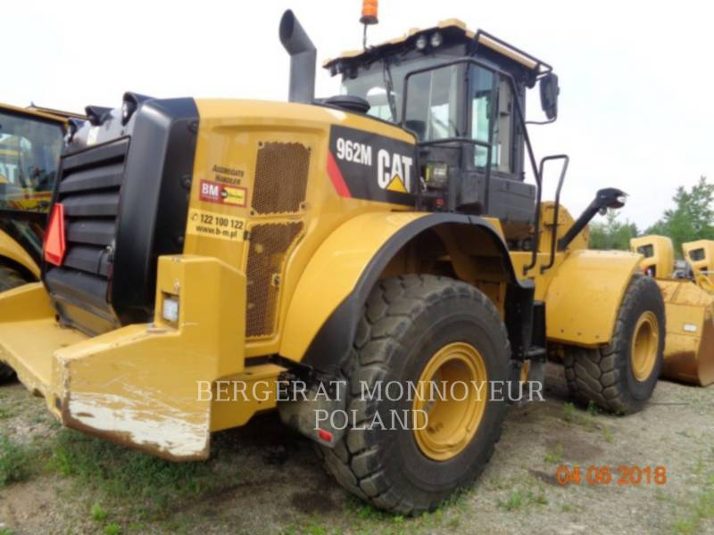 CATERPILLAR RADLADER/INDUSTRIE-RADLADER 962M equipment  photo 8