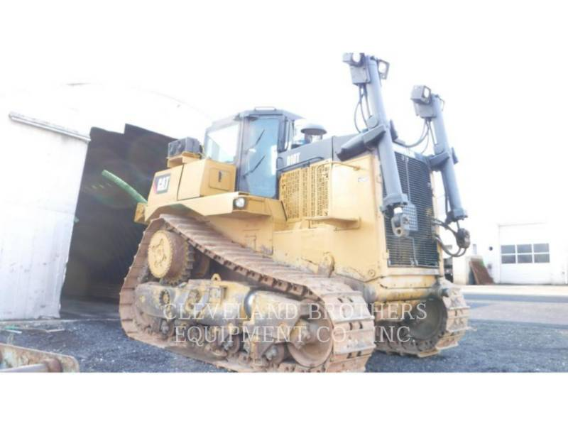 CATERPILLAR TRACK TYPE TRACTORS D10T R equipment  photo 2