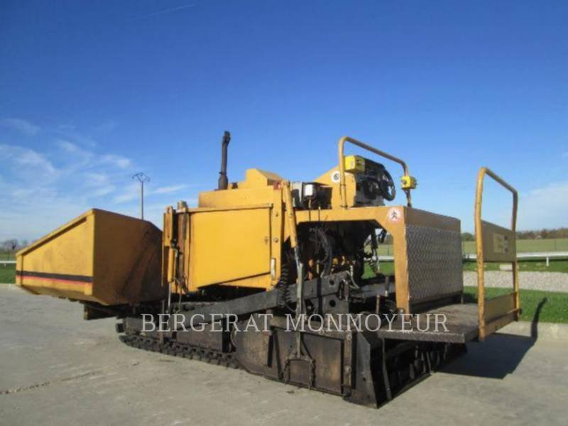 CATERPILLAR FINISSEURS BB621 equipment  photo 4
