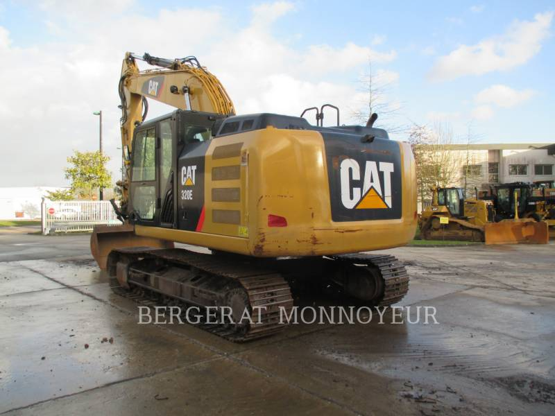 CATERPILLAR KOPARKI GĄSIENICOWE 320E equipment  photo 6